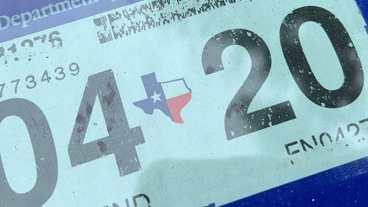 Time's up for Texans who need to renew vehicle registrations, driver's licenses