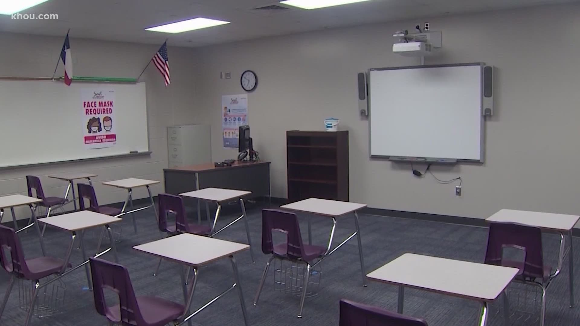 No Plan In Place To Track Covid 19 Cases At Texas Schools Newswest9 Com