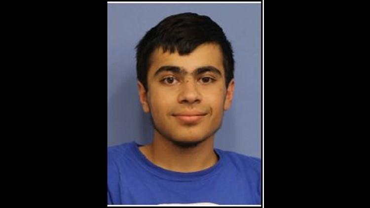 20-year-old Adam Salim Alsahli of Corpus Christi