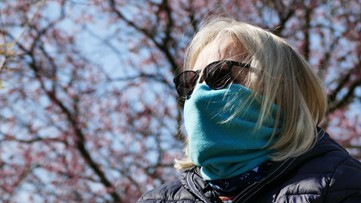 San Francisco orders face coverings outdoors within 30 feet of someone else