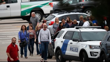 'There was a shooting at my son's school today': A STEM School Highlands Ranch dad's heartbreaking Twitter thread