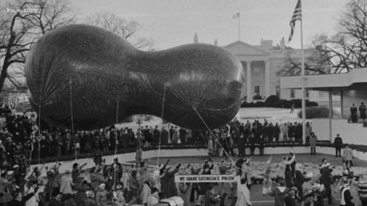 The Backstory: Unusual things that happened at past presidential inaugurations