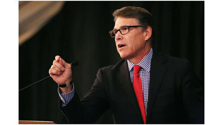 Rick Perry pushing for Texas bill that would study psychedelic drugs for PTSD in vets