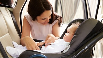 Texas House bill updating car seat law heads to governor's desk