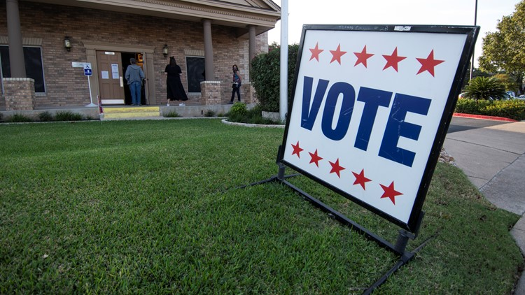 Texas polls closed with high turnout, but what does that mean?