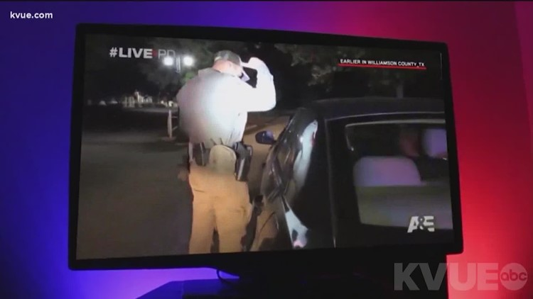 Texas lawmakers seek to ban reality TV partnerships with police