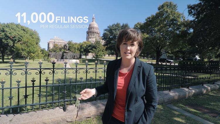 Texas prefiling bills crosses 700 mark | Many focus on voting, marijuana and COVID-19