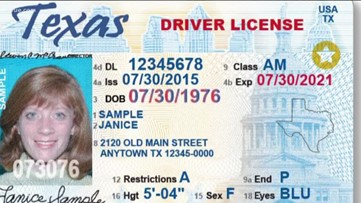 TSA reminds travelers of REAL ID requirement at airports
