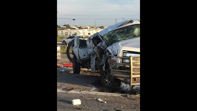1 dead following 4 vehicle crash on I-20 | newswest9 com