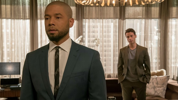 'Empire' removing Jussie Smollett from season's remaining episodes after arrest