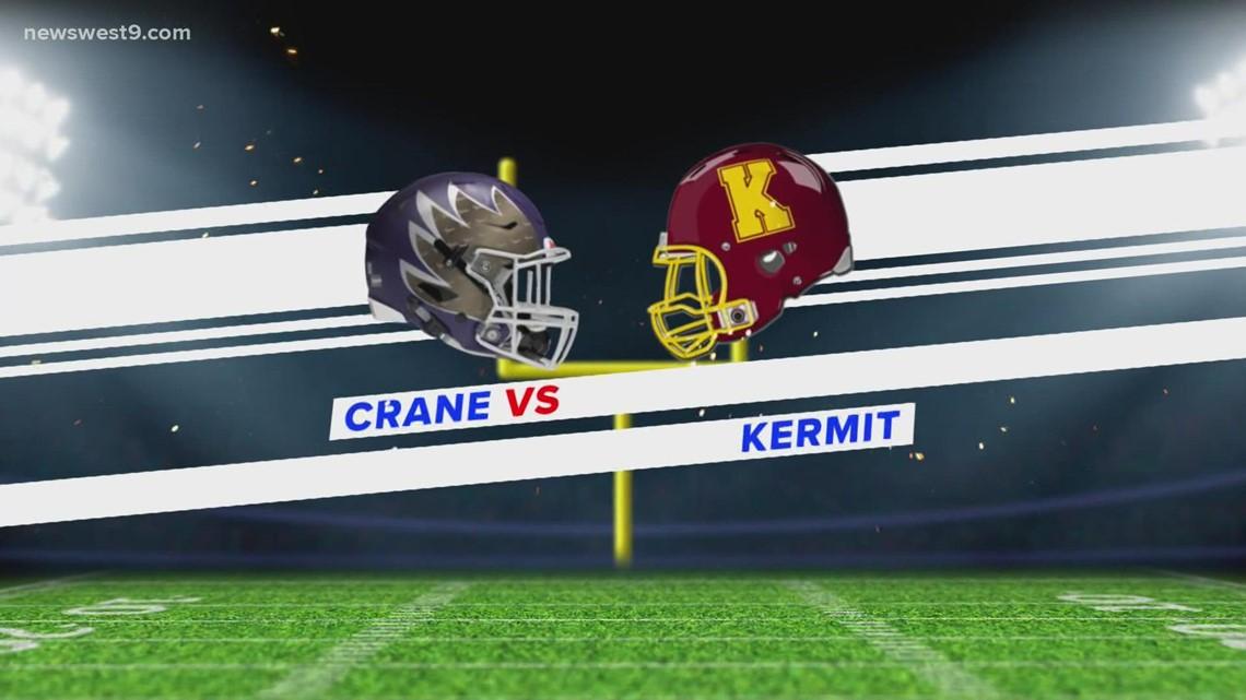 Week 4   Crane vs. Kermit