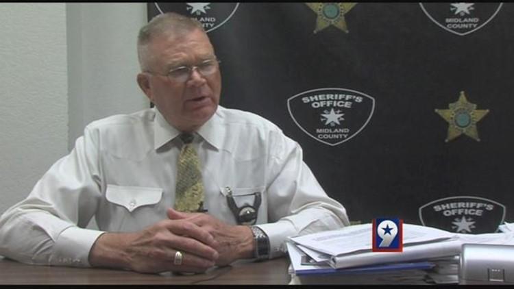 Midland Co. Sheriff Gary Painter dies