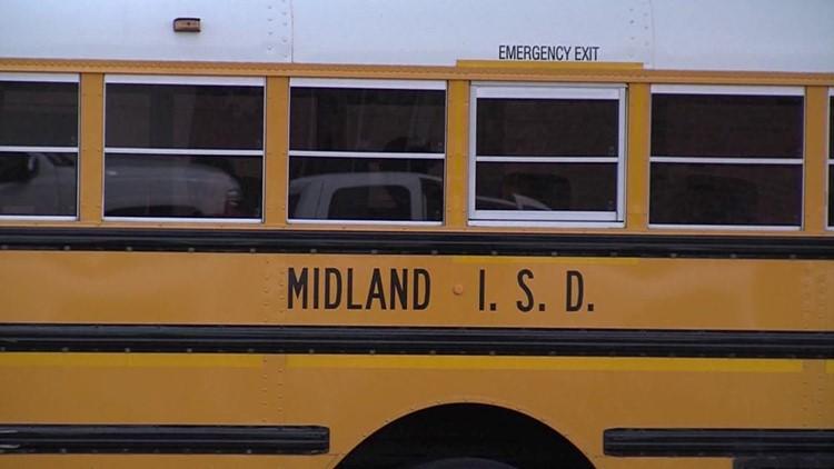 Midland ISD Students Using New Technology