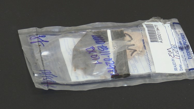 Heroin seized by Midland Police department