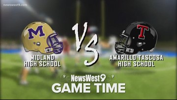 Week 7-Midland High vs. Amarillo Tascosa