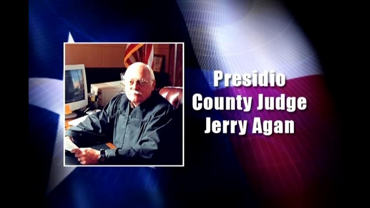 Presidio County Judge Resigns from Office