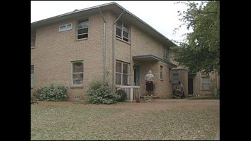 Residents at One Midland Apartment Complex Homeless in the ...