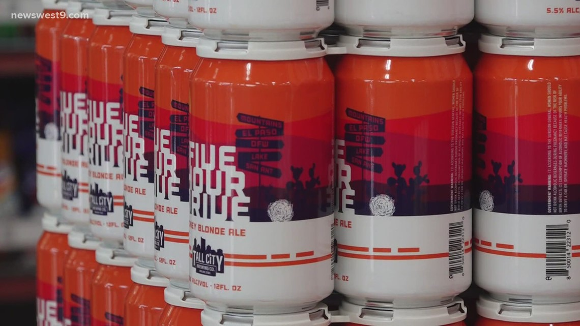 Tall City Brewing Co. beer hits store shelves