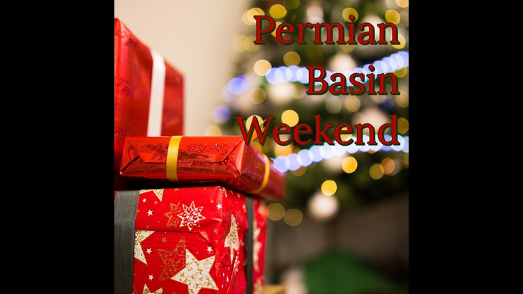 Permian Basin Weekend 12/14-12/16: Events for the whole family