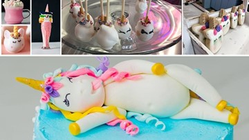 SWEET! Unicorn Magical Dessert Bar opens in Houston Saturday