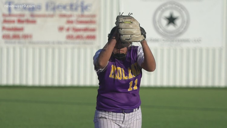 Softball: Midland High vs Permian
