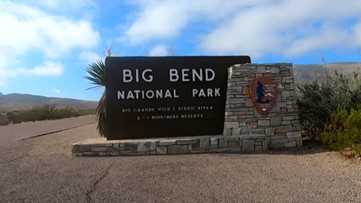 Big Bend National Park to resume visitor access for day use