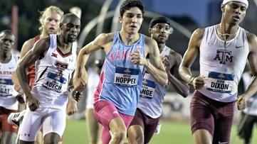 Bryce Hoppel returns to Nationals