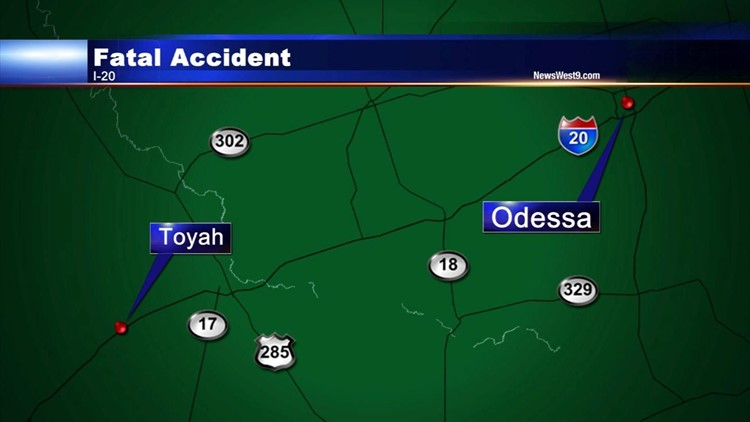 Two Men Killed in Rollover Accident on Interstate 20