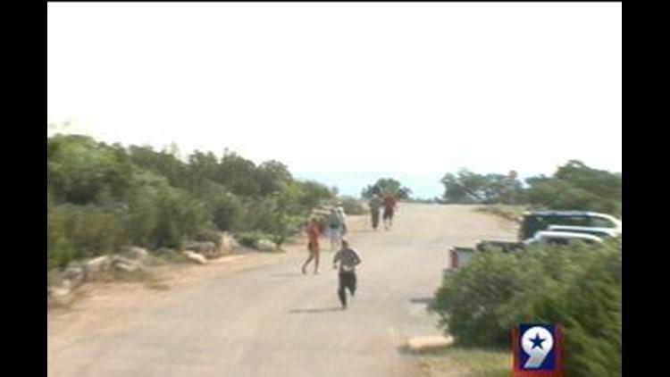 Runners Participate in 5K Walk/Run in Big Spring to Remember Forsan Teacher