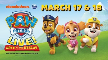 Wagner Noël Performing Arts Center, Midland County Library team up for PAW Patrol