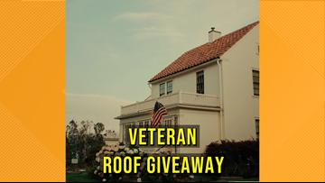 Chappell Roofing collecting submissions for veteran roof giveaway