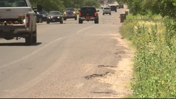 County Road 1210 Paving Project Contract awarded