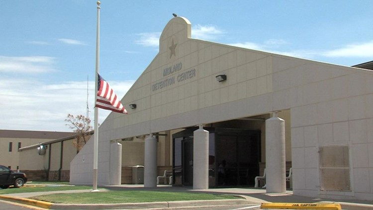 Jailers Running Short in Midland County