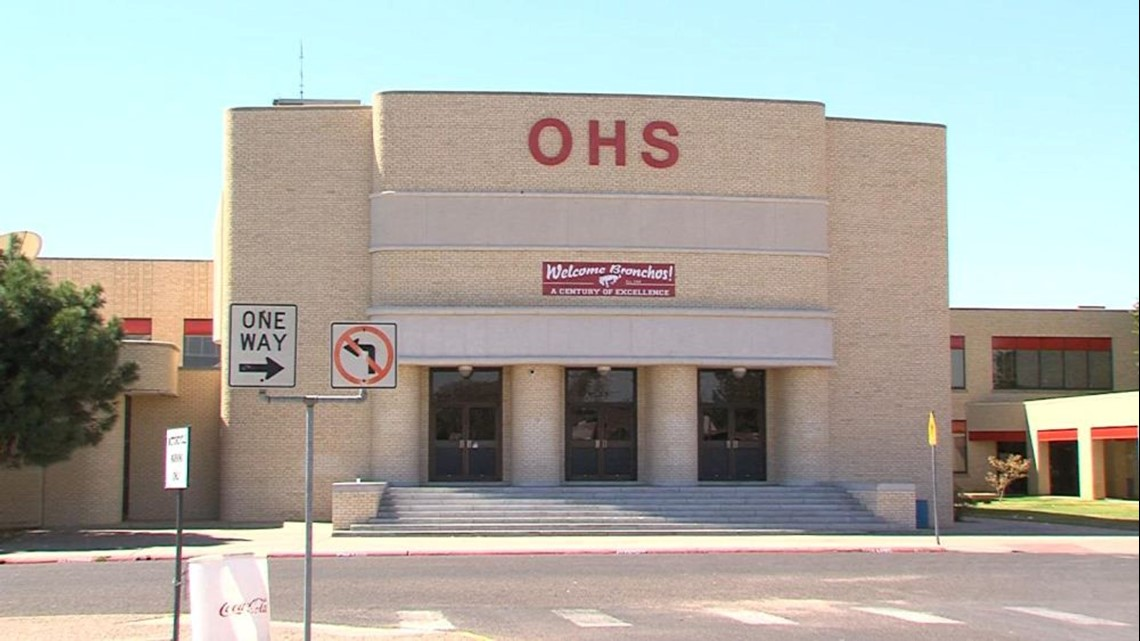 OHS student arrested after bringing gun to campus