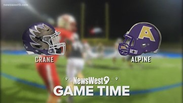 Week 11-Crane vs. Alpine