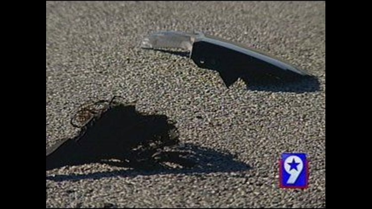 Bicyclist Hit by Truck in Crane County