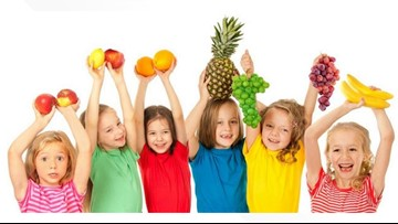 Lifestyle Medicine Center holds class on children's nutrition
