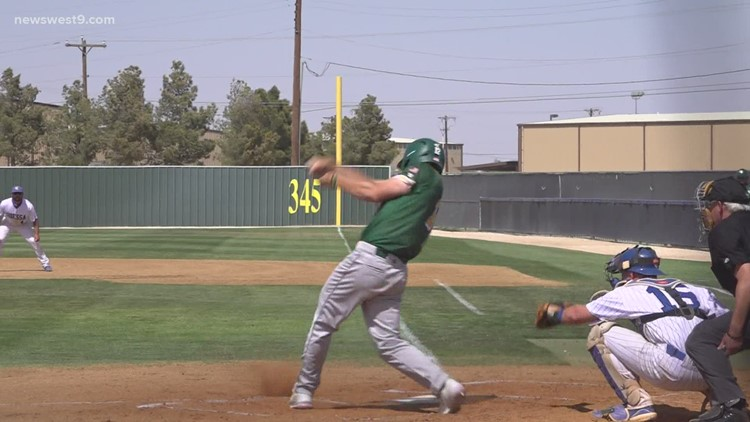 Odessa College baseball vs Midland College