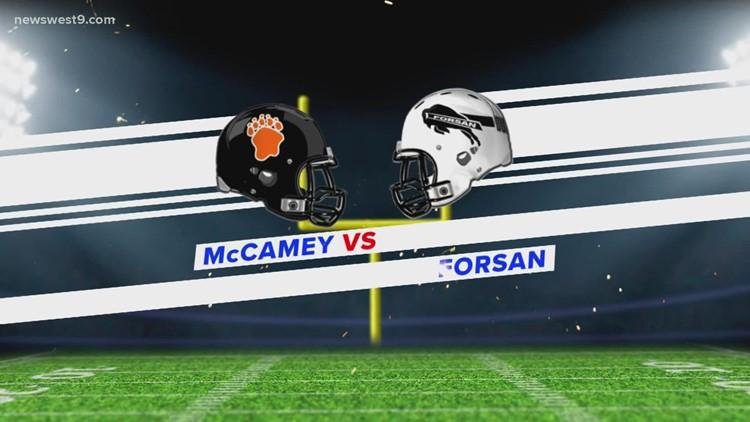 Week 4 | Forsan vs. McCamey