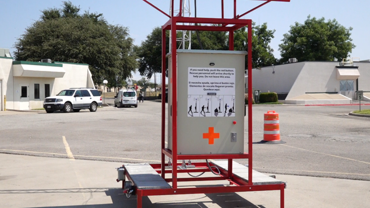Border Patrol hopes new beacons will help decrease migrant deaths