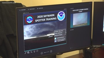 Skywarn Storm Spotters