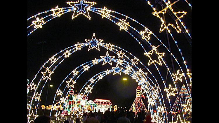 Annual Tree Lighting to kick off Starbright Village Christmas celebration in Odessa