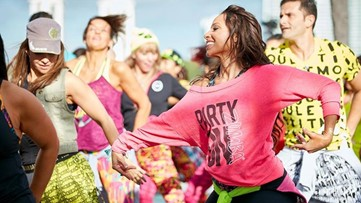 JK Dance Center holds $5 Zumba classes