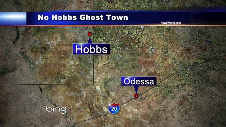 Plans to Build Ghost Town Near Hobbs Pulled