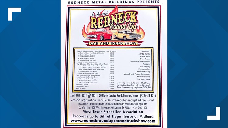 Redneck Metal Buildings holds car and truck show