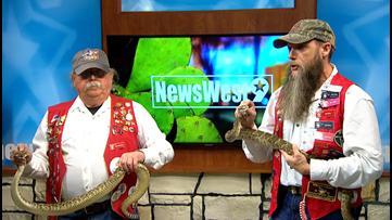 Rattlesnake Roundup kicks off in Sweetwater