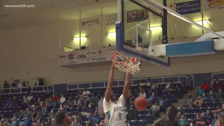 Odessa College men's basketball vs South Plains