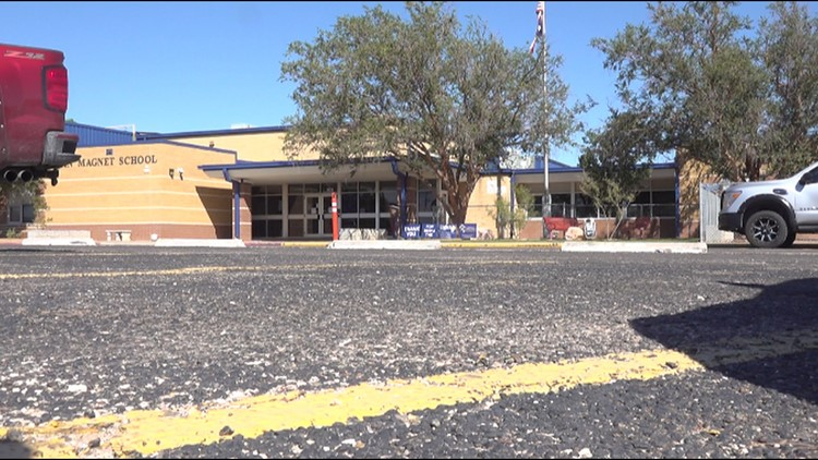COVID-19 cases declining in Midland, Odessa schools