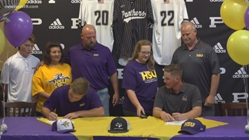 Panthers baseball duo sign to Hardin-Simmons