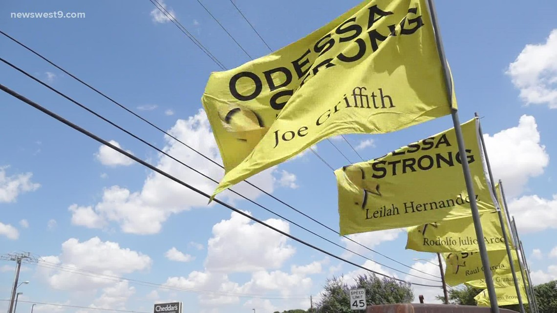 Odessa police officers reflect on mass shooting as 2-year anniversary approaches
